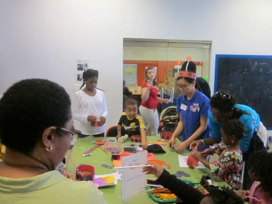 Actividades en el Museo Nacional de los Niños