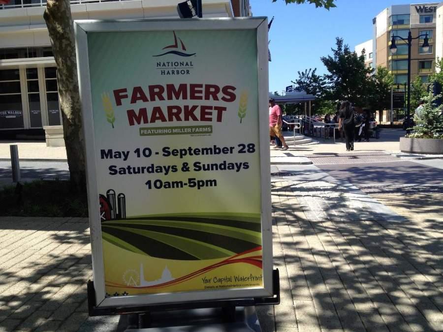 Mercado agrícola Miller Farms Farmers Market