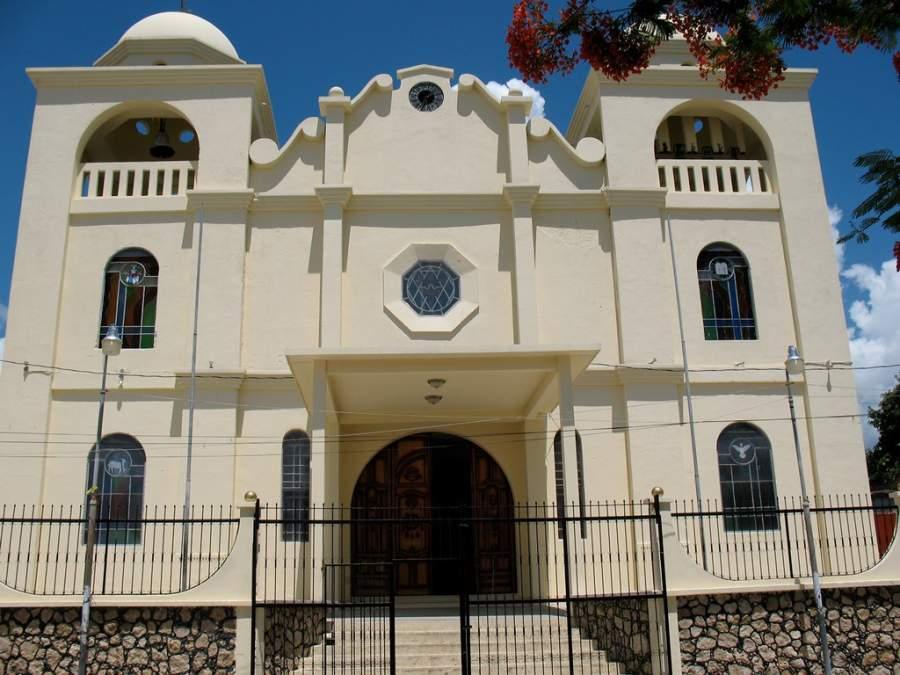 Iglesia de Nuestra Señora de los Remedios en Flores