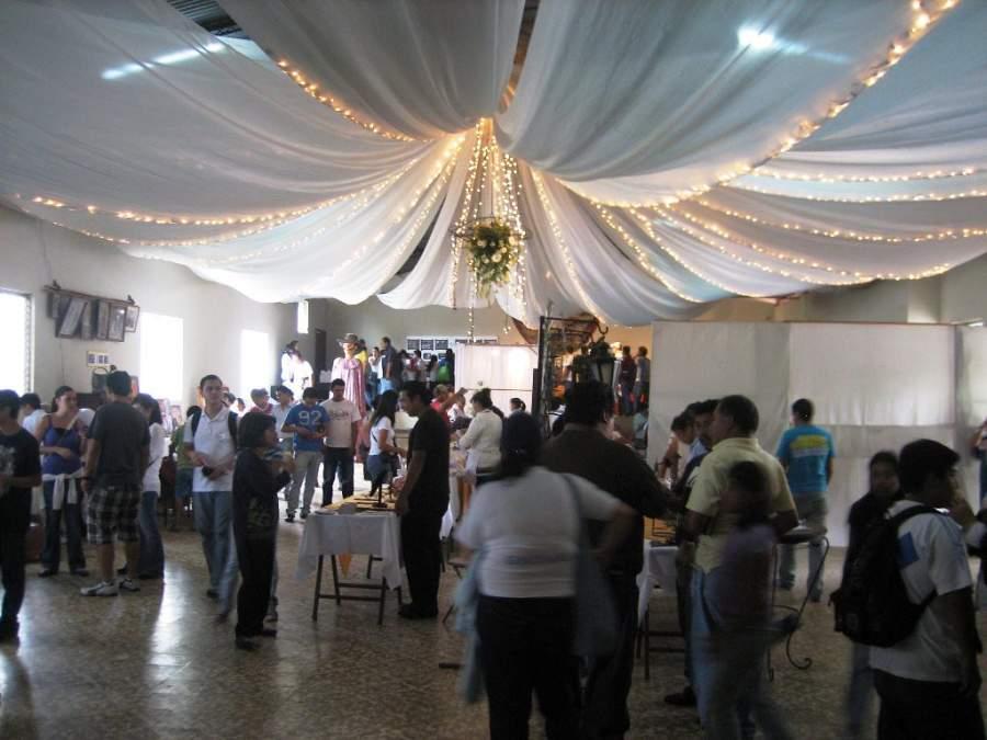 Evento social en San Pedro Las Huertas