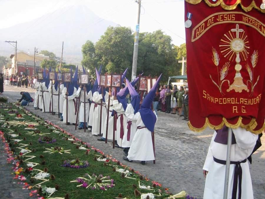 Domingo de ramos en San Pedro Las Huertas