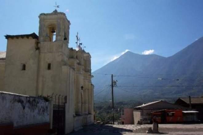 Alotenango, Sacatepéquez, Guatemala