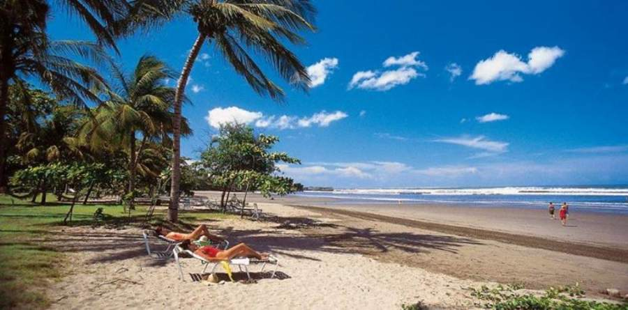 Playa de Montelimar, Nicaragua