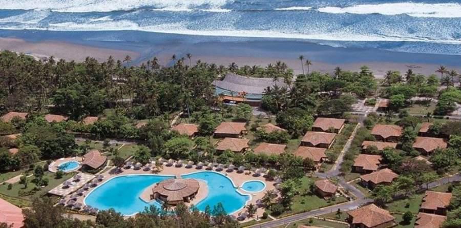 Panorámica del hotel Barceló Montelimar Beach