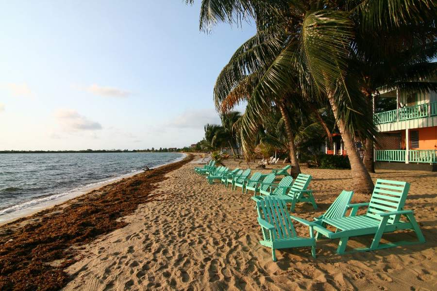 Placencia es el destino ideal para disfrutar de la playa