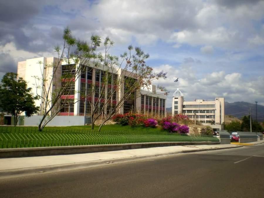 Edificio de gobierno en Tegucigalpa