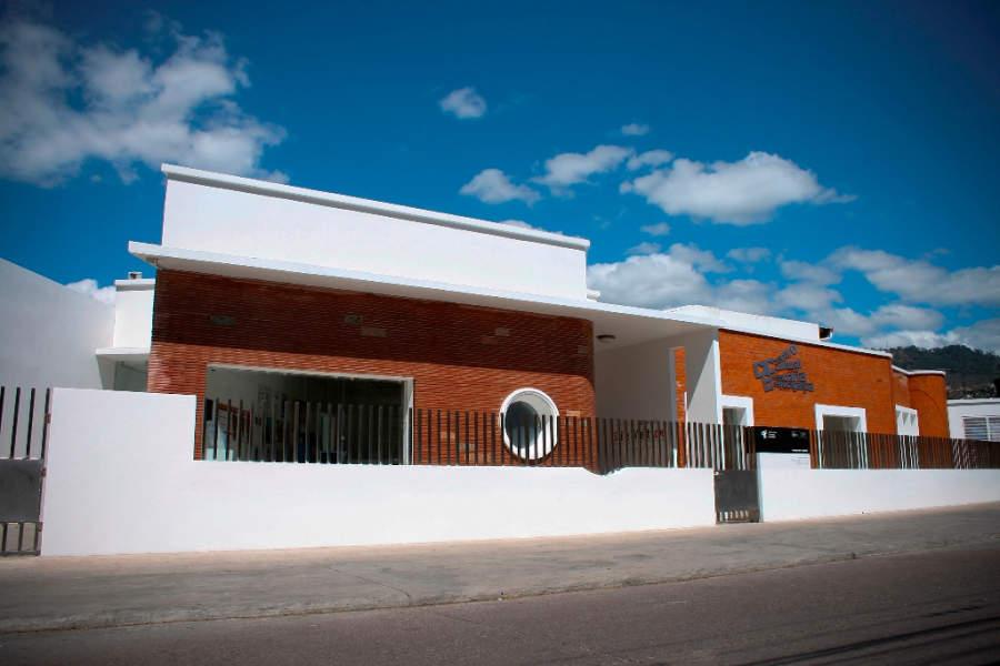 Visita el Centro Cultural de España en Tegucigalpa