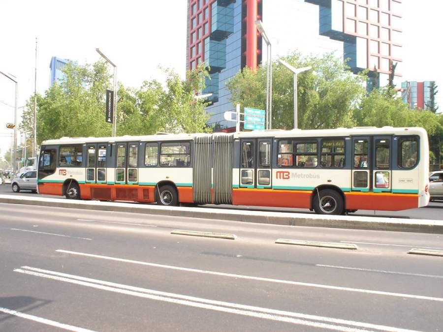 Transporte público en Tegucigalpa