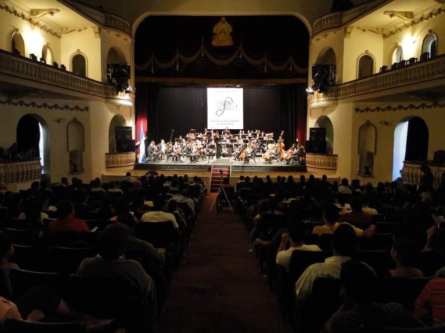 Asiste a los espectáculos del Teatro Nacional Manuel Bonilla en Tegucigalpa
