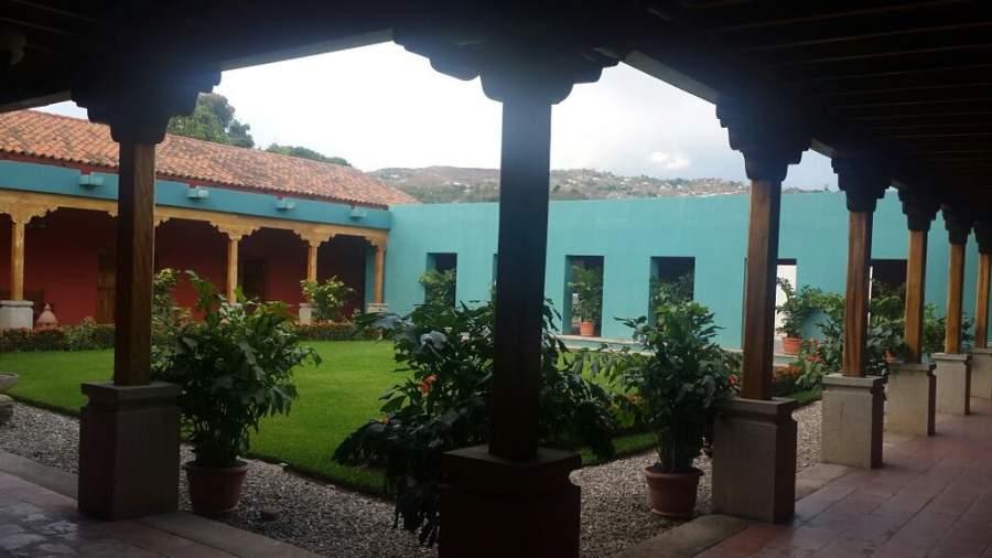 Recorre la Galería Nacional de Arte en Tegucigalpa