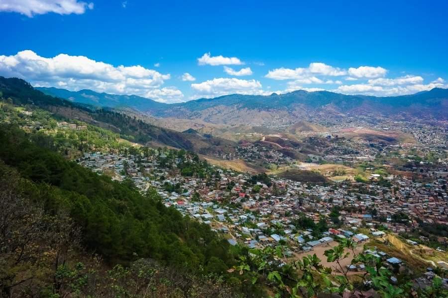 Tegucigalpa, Distrito Central, Honduras
