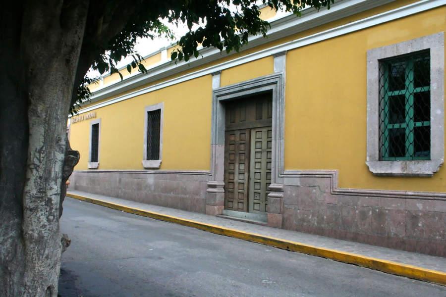Biblioteca en Tegucigalpa