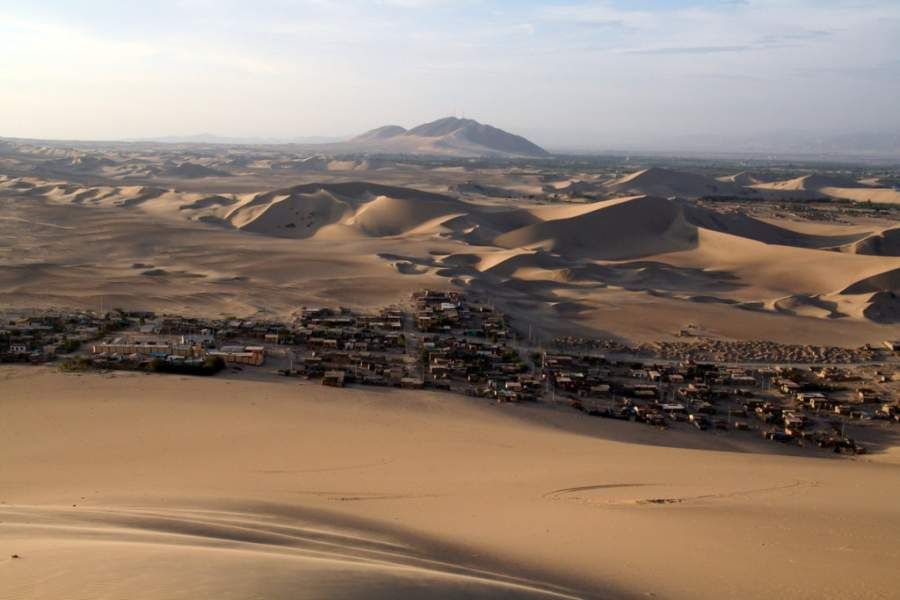 Aventúrate a ir al desierto en Nazca