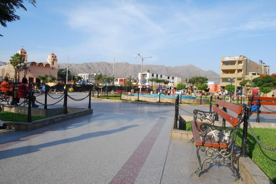 Nazca es conocida como la Ciudad del Eterno Verano
