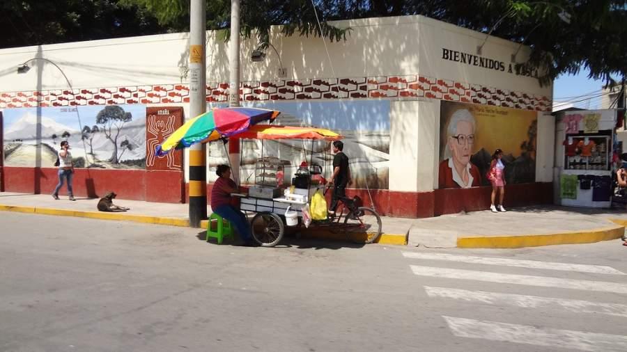 Nazca fue fundada en 1591