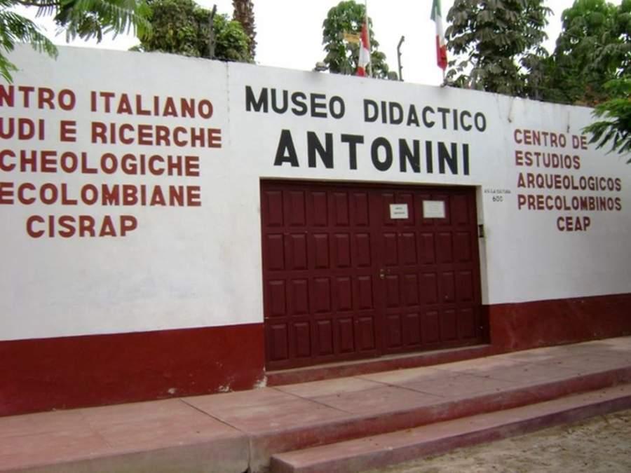 Museo Didáctico Antonini en Nazca