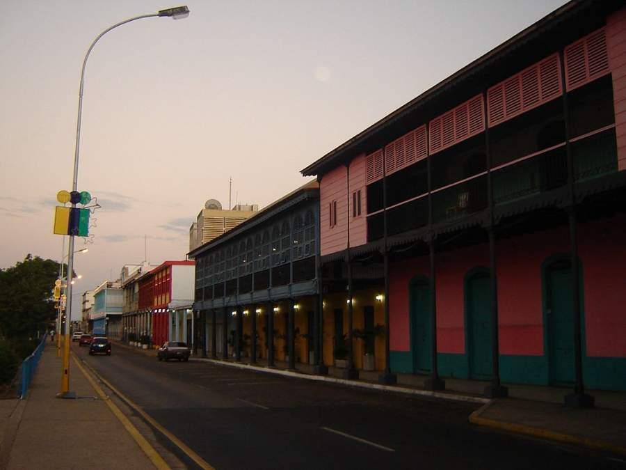 Paseo Orinoco en Ciudad Bolívar