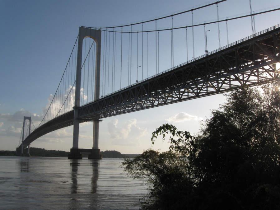 El Puente Angostura es el puente colgante más largo de América Latina