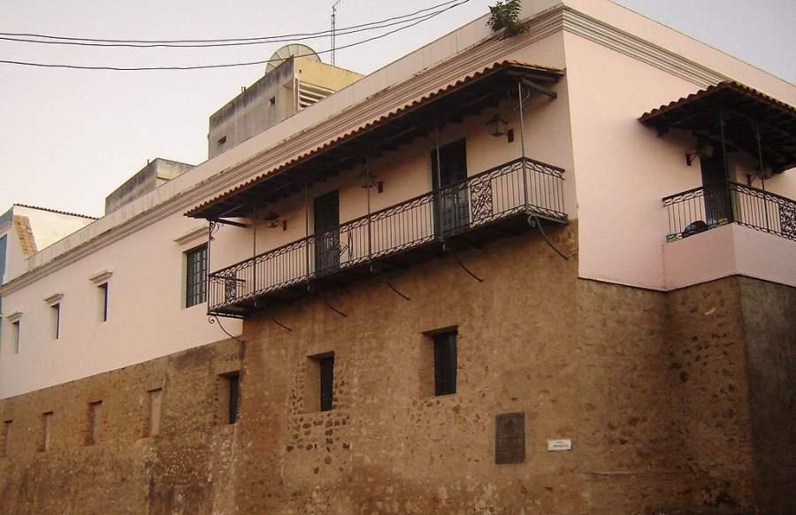 Antigua prisión en Ciudad Bolívar
