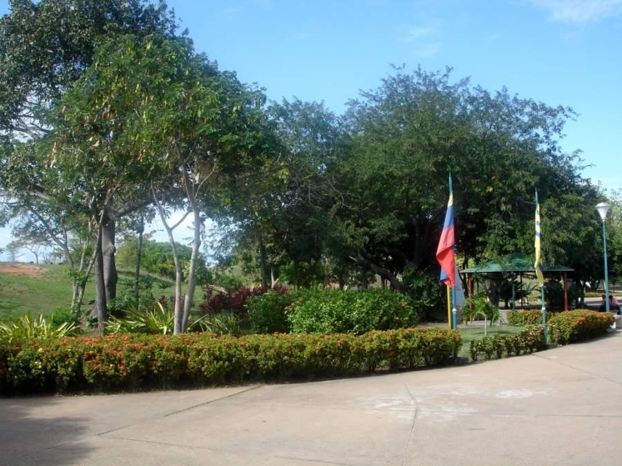 Parque Ruiz Pineda en Ciudad Bolívar