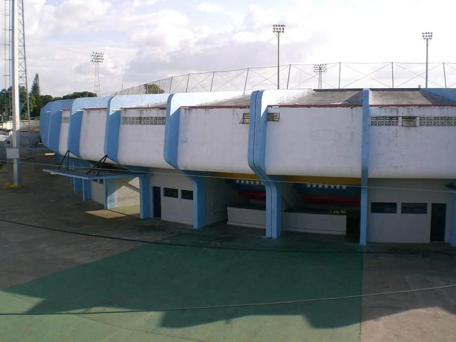 Estadio deportivo en Ciudad Bolívar