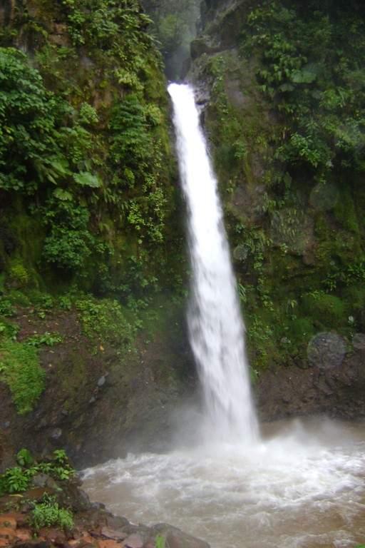 Disfruta de las bellezas del Parque Nacional Volcán Poás cerca de Poasito