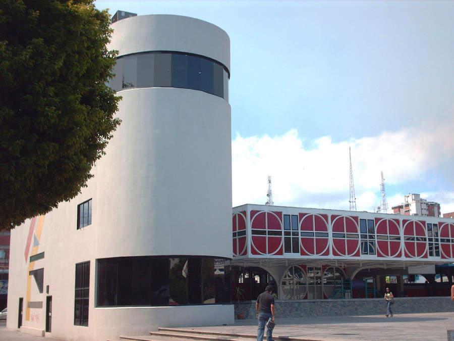 Sede Principal de las Bibliotecas Virtuales en Maracay