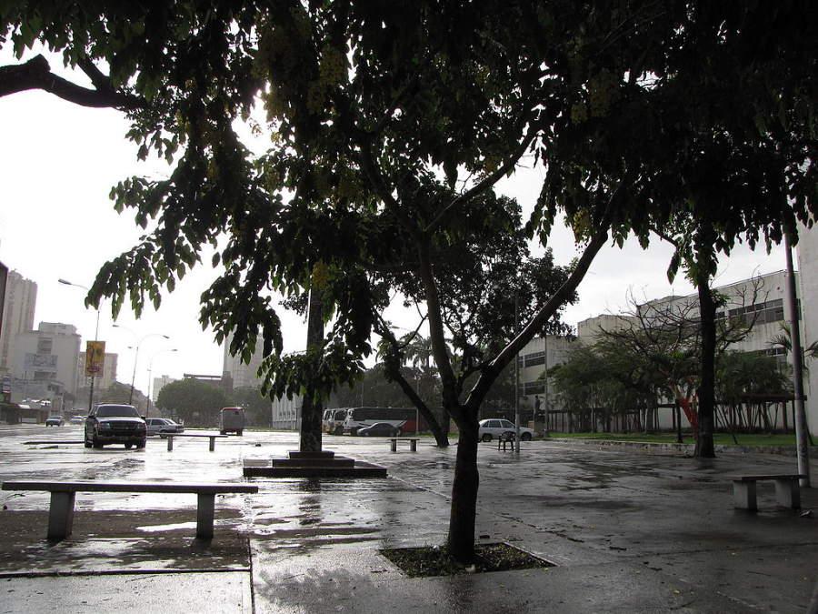 Maracay es conocida como la Ciudad Jardín debido a sus parques y jardineras