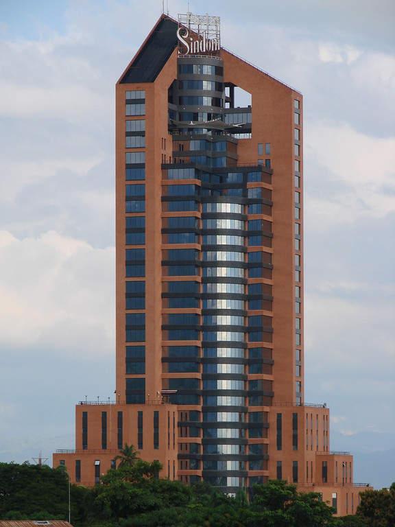 La Torre Sindoni es un edificio moderno en la ciudad de Maracay
