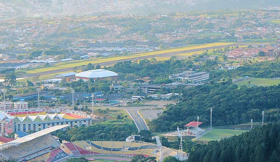 Aeropuerto de Paramillo (SCI), San Cristóbal, Venezuela