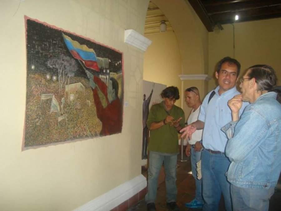 Exposición en la Casa Steinvorth