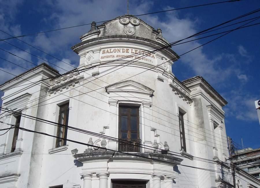 El Salón de Lectura es sede del Ateneo de Venezuela