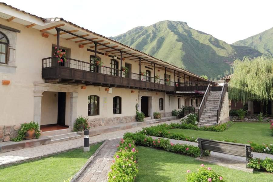 Hotel en el centro de Urubamba, Cuzco