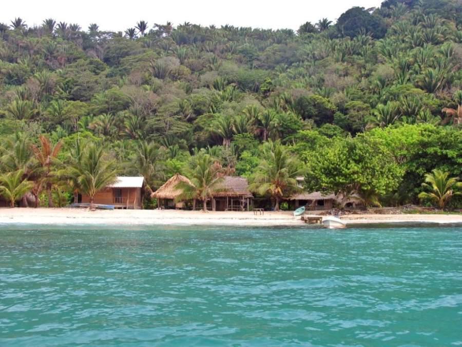 Punta Sal se ubica a 70 kilómetros de Tumbes