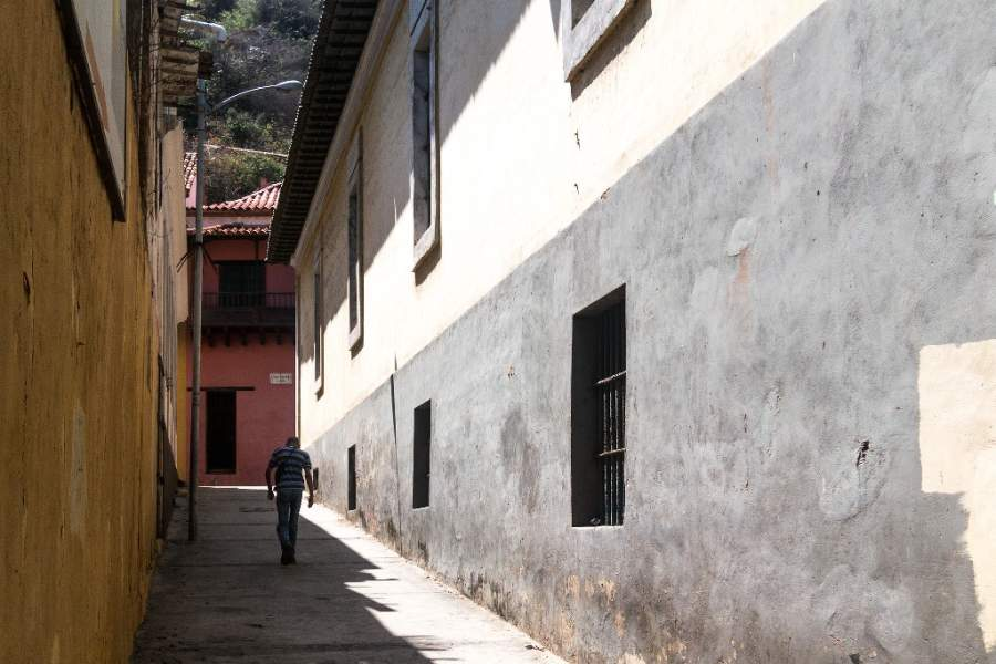Casco histórico de La Guaira, Venezuela