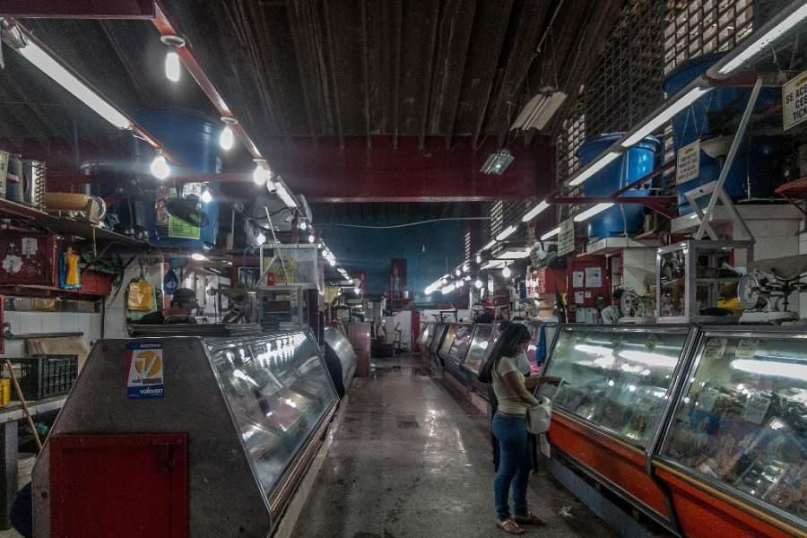 Visita el mercado el Mosquero en La Guaira