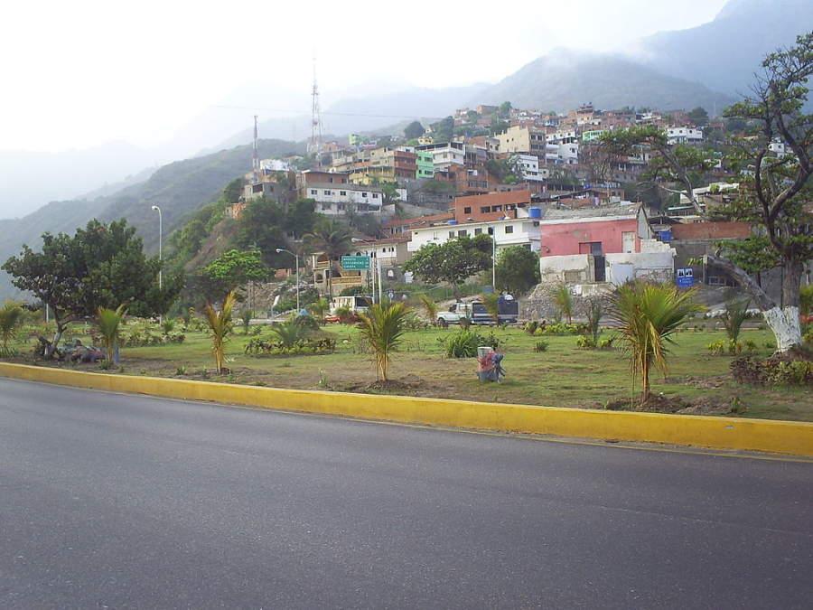 La ciudad y puerto de La Guaira fue fundada en 1589