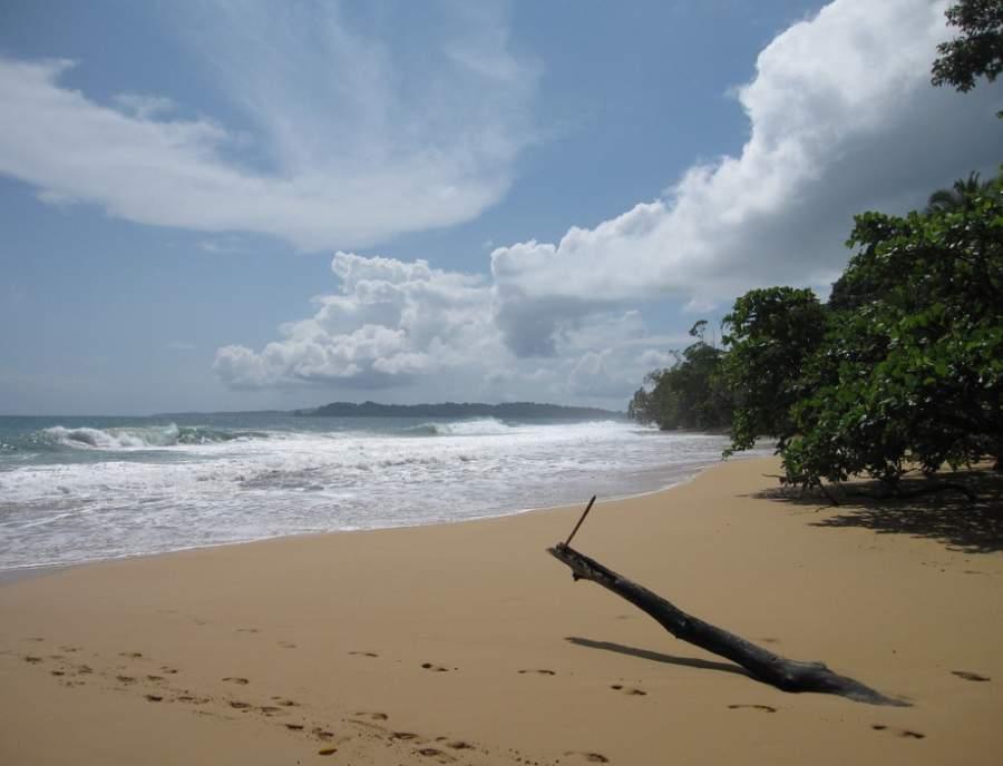 Las playas son el principal atractivo de Bocas del Toro