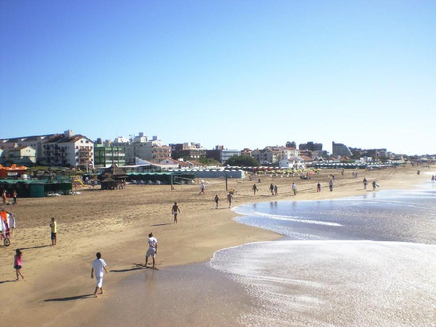 Pinamar es un destino costero