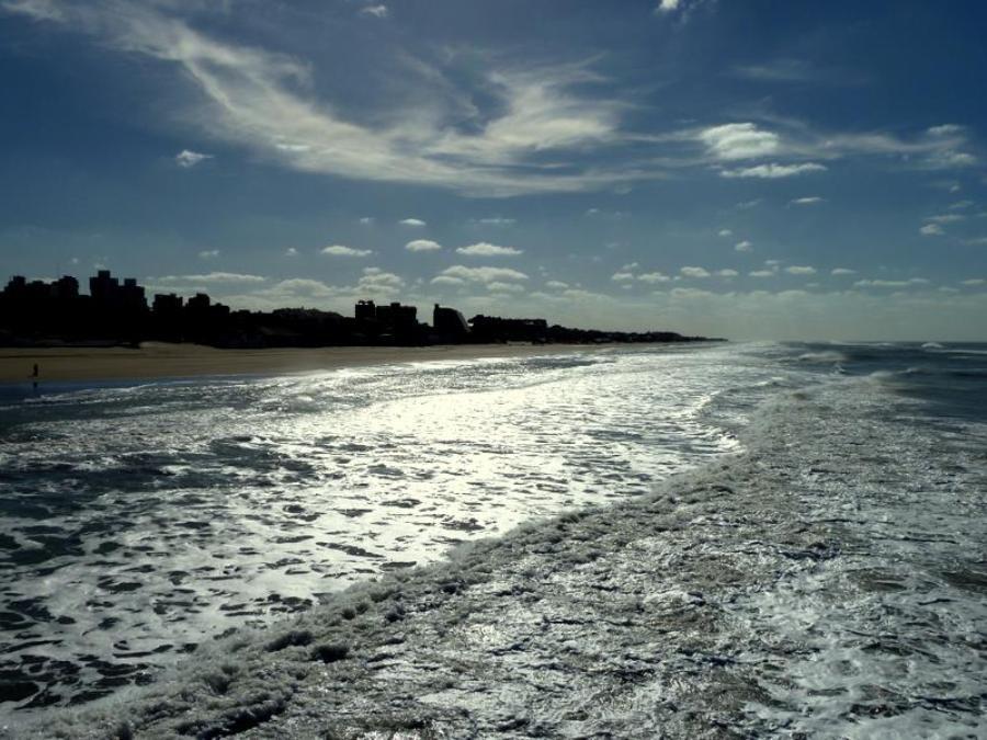 Hoteles en la costa de Piramar