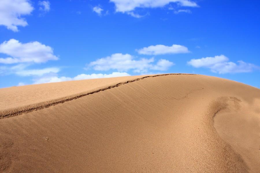 Pinamar tiene dunas de arena
