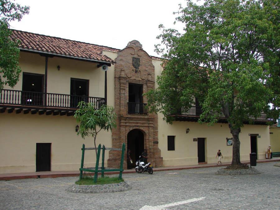 Alcaldía Municipal en Santa Fe de Antioquia