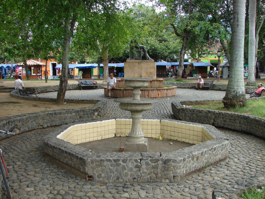 Santa Fe de Antioquia se caracteriza por su actividad minera