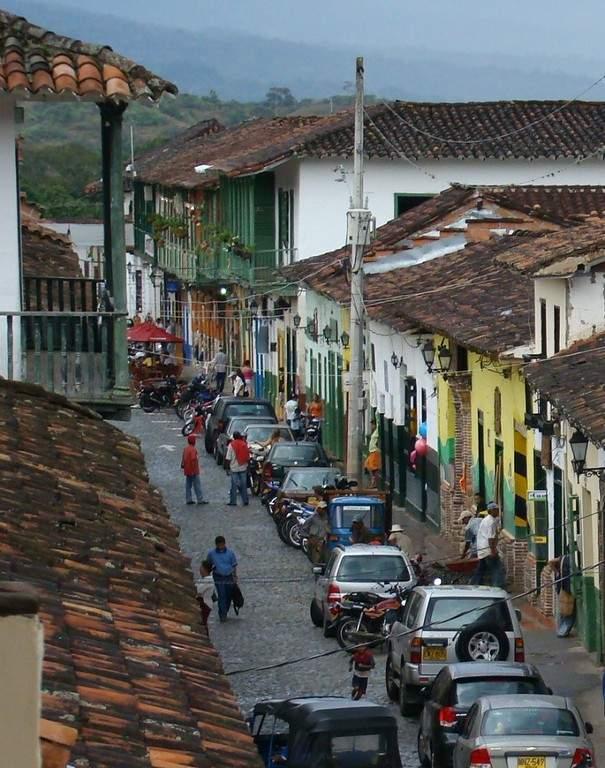 Santa Fe de Antioquia se distingue por su arquitectura de la época colonial