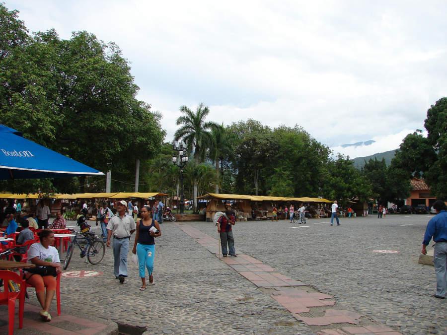 Santa Fe de Antioquia fue fundada en 1541