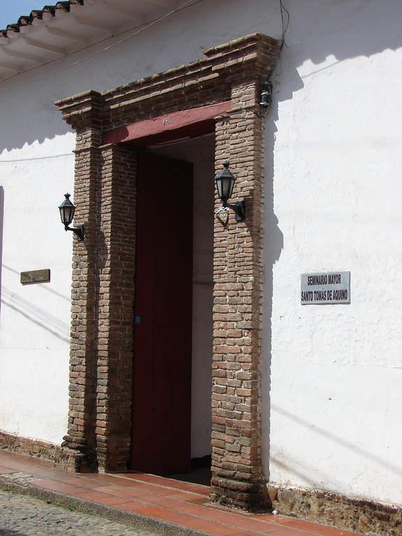 Puerta de Ilusiones en Santa Fe de Antioquia