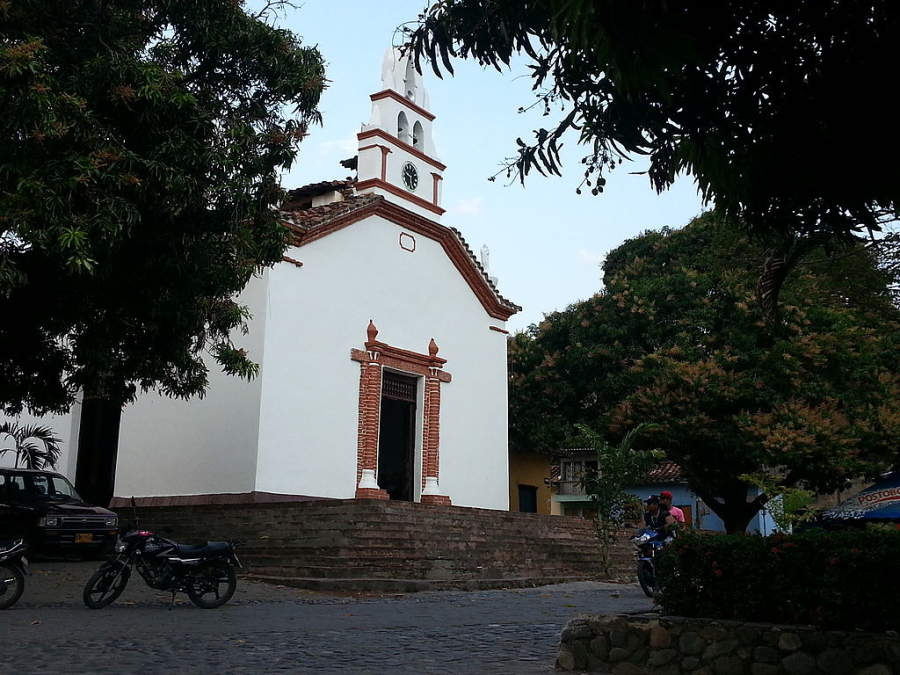 Santa Fe de Antioquia se distingue por sus iglesias
