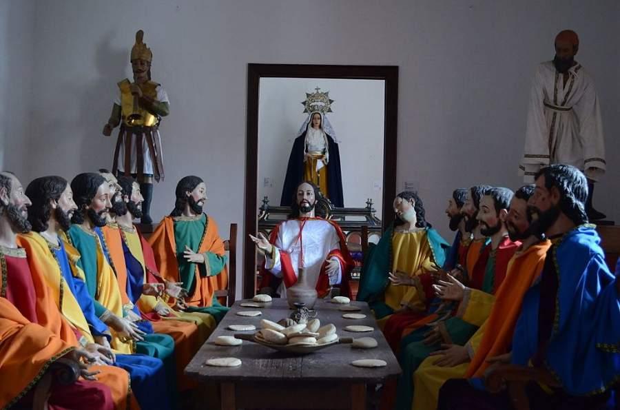 Maravíllate con las obras que alberga el Museo de Arte Religioso