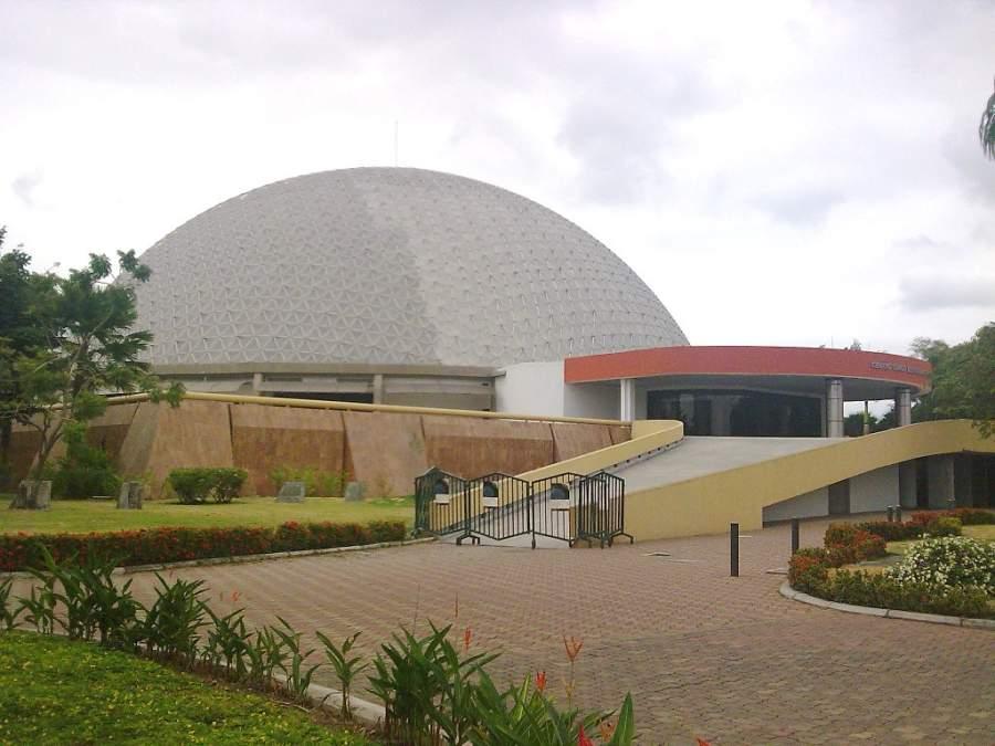Parque Forestal en el Centro Cívico de Santiago de Guayaquil