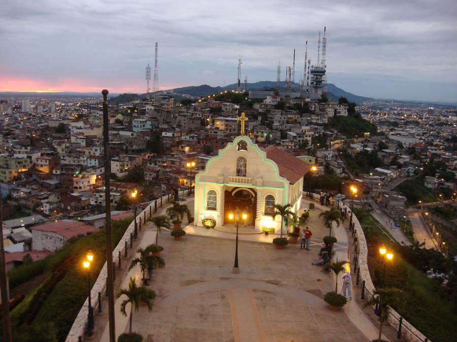 Capilla de Santa Ana en Santiago de Guayaquil